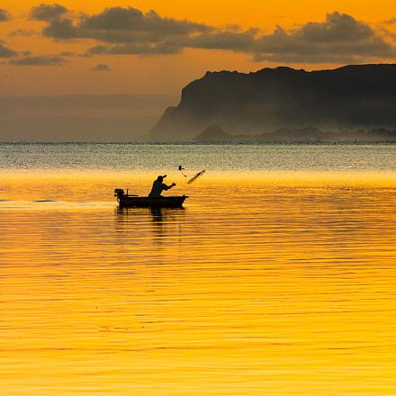 Catch the Dawn, Canon EOS D60