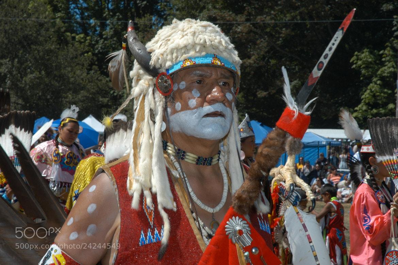 Photograph Native American by Glenn  McGloughlin on 500px