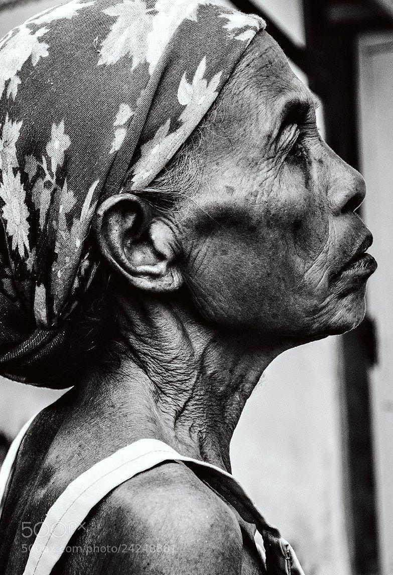 Photograph My Nanny by Ainul Yaqin on 500px