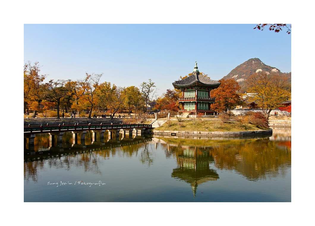 Photograph The king's garden of Korea by Sung Jee-in on 500px