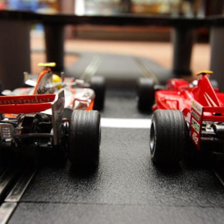 Race, Canon EOS 40D