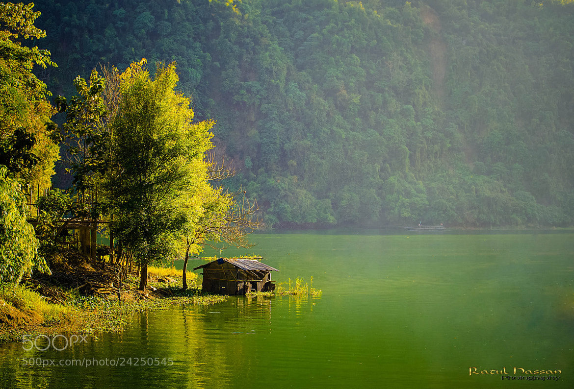Photograph Dreamy House... by Ratul Hassan on 500px