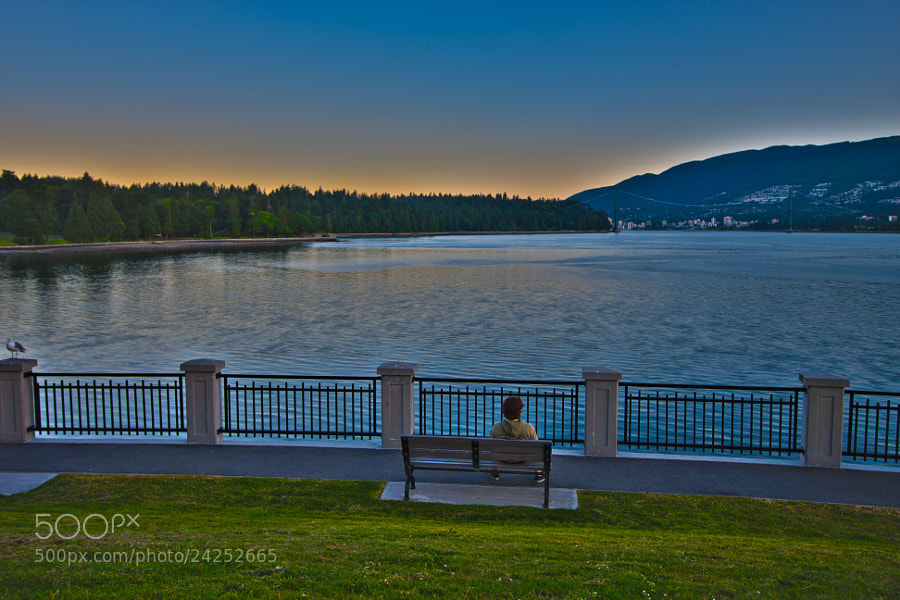 Photograph Stanley Park by Ryan Maish on 500px