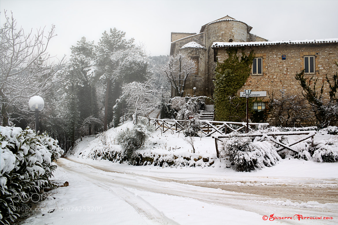 Photograph Winter landscape by Giuseppe  Peppoloni on 500px