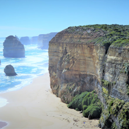 12 Apostles - Panoramic, Sony ILCE-6500, Sony E 20mm F2.8
