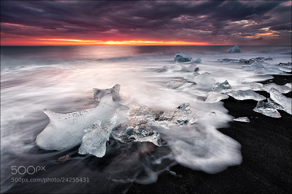 Photograph [ ... crushed ice ] by D-P  Photography on 500px