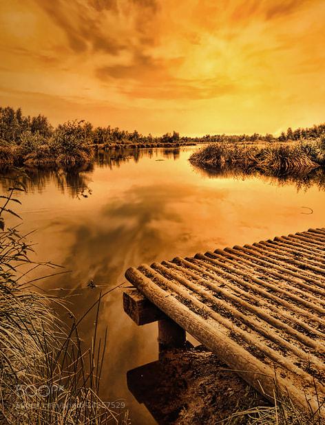 Photograph golden hour by Patrick Strik on 500px