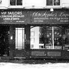 Christopher Lane Barbershop in London.