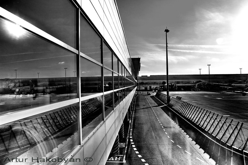 Photograph  Prague Airport by Artur Hakobyan on 500px