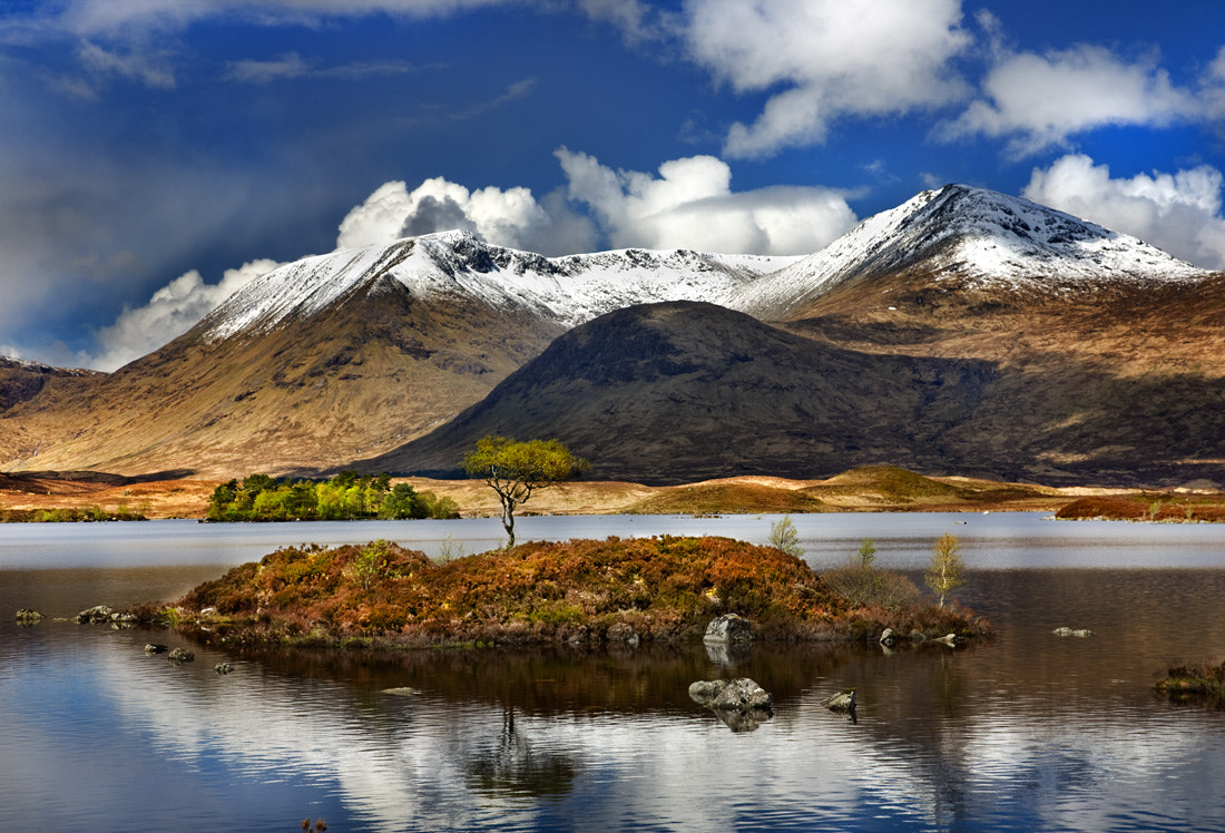 Photograph Rannoch Moor by Stephen Emerson on 500px