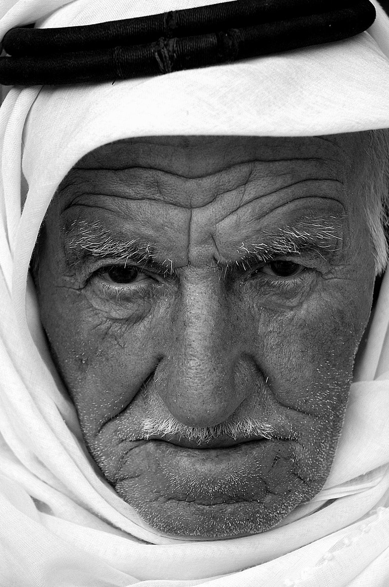 Photograph SYRIAN MAN by MEHMET ULUYURT on 500px