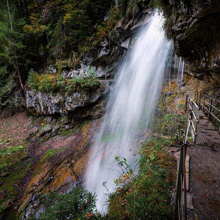Giessbachfälle & Naturpark
