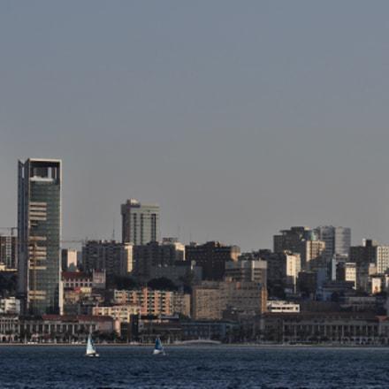 Luanda - O velho e o novo