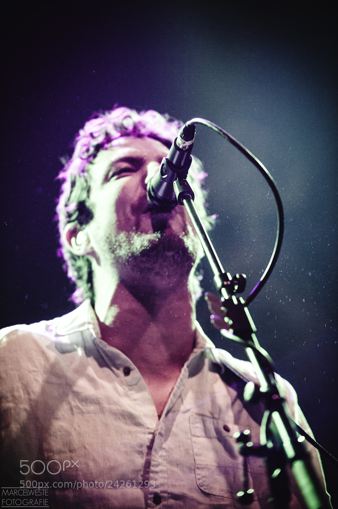 Photograph Frank Turner by Marcel Weste on 500px