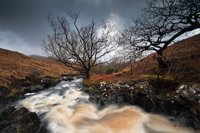 Photograph A river runs through by brenda fennell on 500px