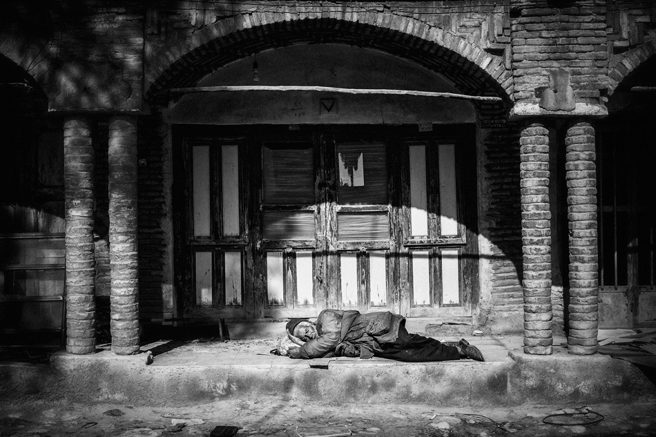Photograph Tired of Life by Farshad Davari on 500px