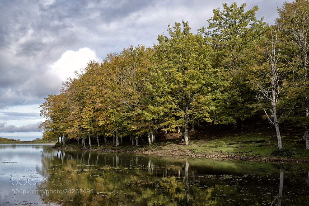 Photograph Nebrodi's Lake by Francesco Mangiaglia on 500px