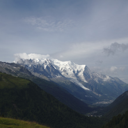 Mont Blanc, Canon EOS M5, Canon EF-M 15-45mm f/3.5-6.3 IS STM