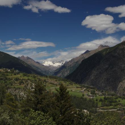 Grand Tour du Mont, Canon EOS M5, Canon EF-M 15-45mm f/3.5-6.3 IS STM
