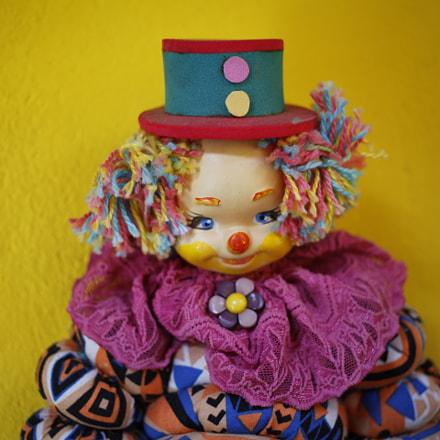 Clown, Canon EOS 5D MARK III, Canon EF 40mm f/2.8 STM