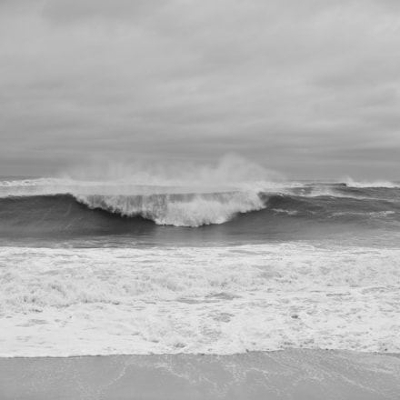 ocean, Nikon D810