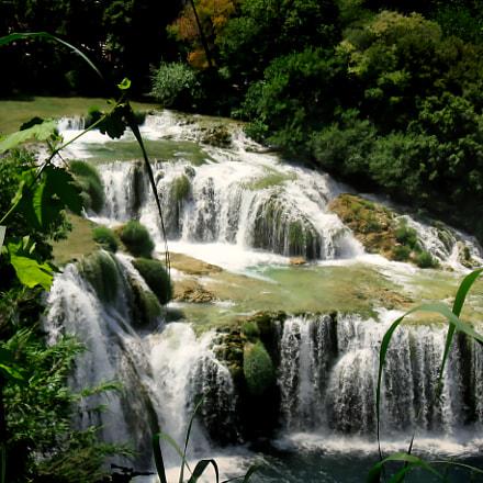 Wasserfall, Canon POWERSHOT A720 IS