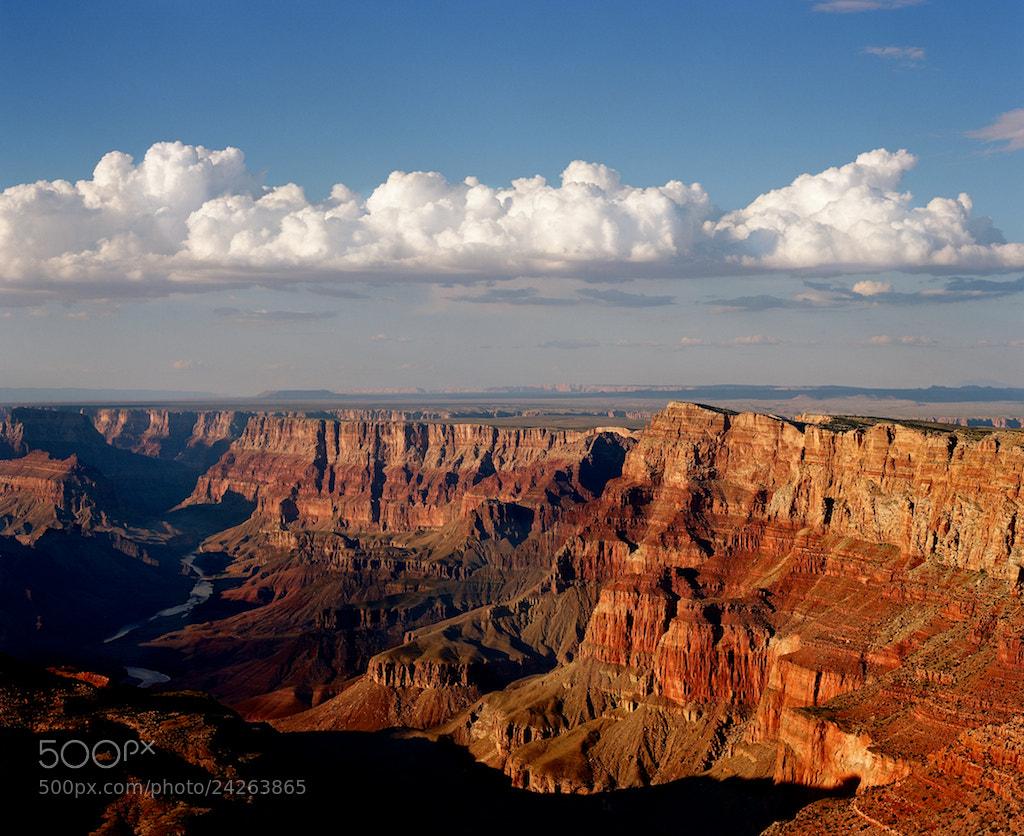 Photograph Grand Canyon Sunset by fernando santillan on 500px
