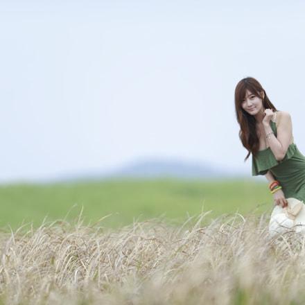 Girl, Canon EOS-1D X