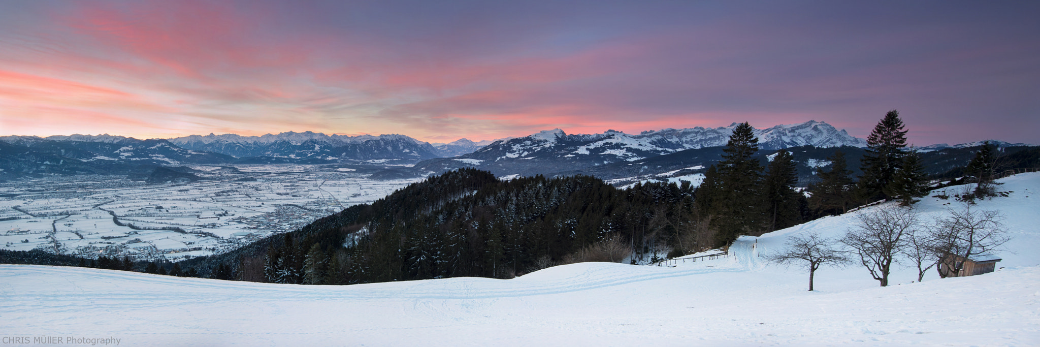 Photograph St. Anton by Chris Müller on 500px