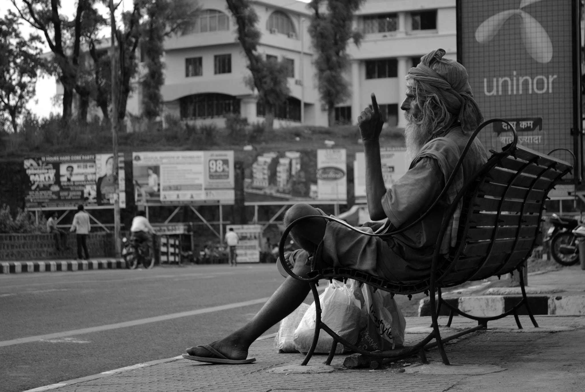 Photograph Oldage by Roopam Bansod on 500px