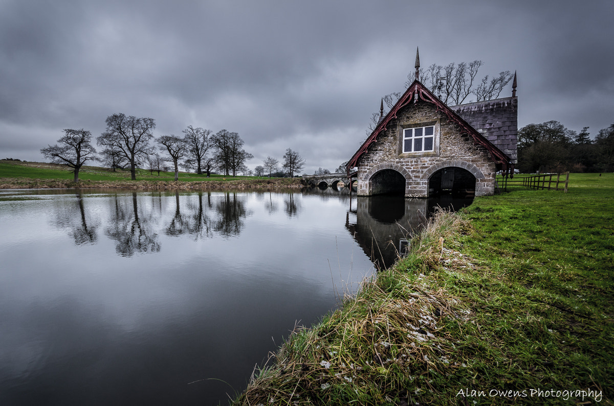 Photograph The Boathouse by Alan Owens on 500px