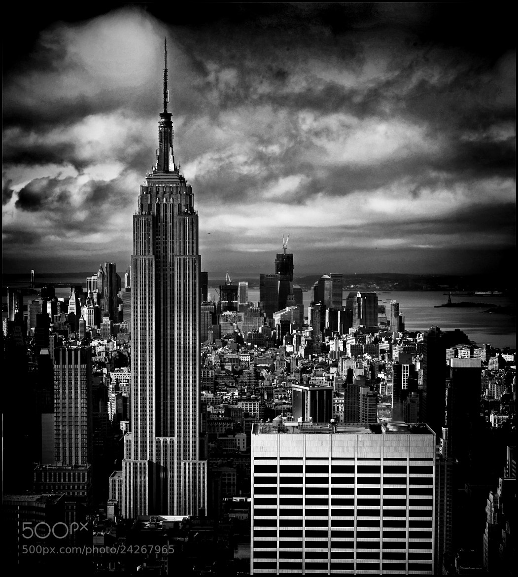 Photograph NYC 1 by Mat Whittington on 500px