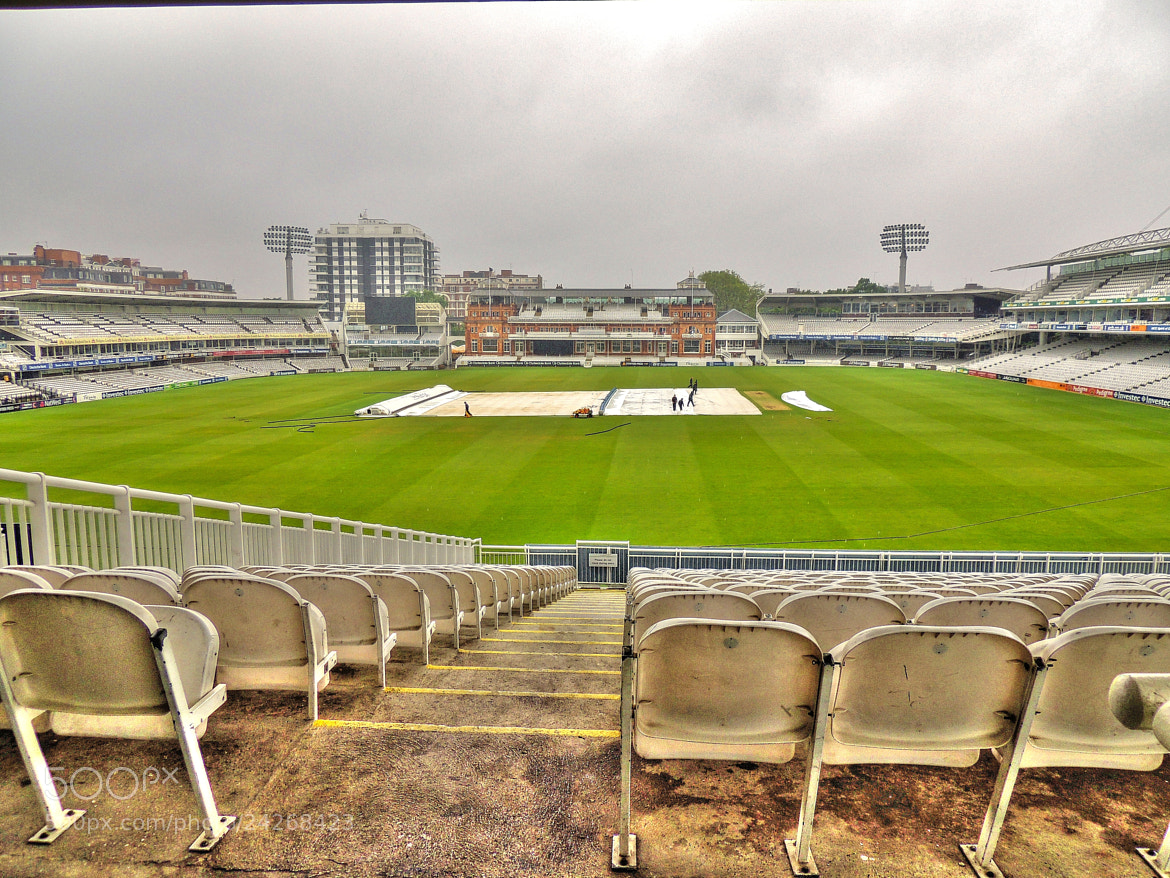 Photograph Lords Cricket Ground, London. by Ravi S R on 500px