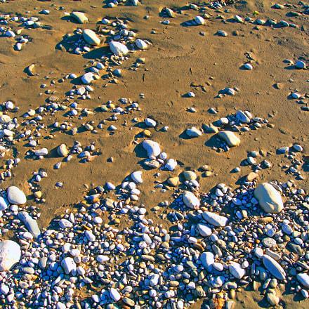 Stones of river area, Nikon E7900