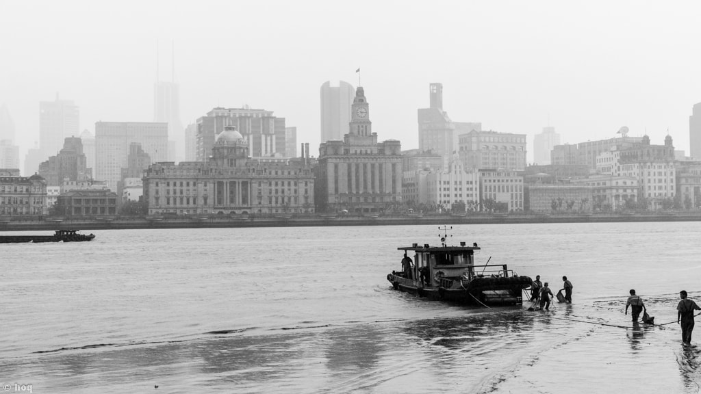 Photograph the bound of Shanghai by hoq lyu on 500px