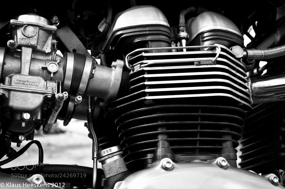 Photograph Triumph 9 by Klaus Heeskens on 500px