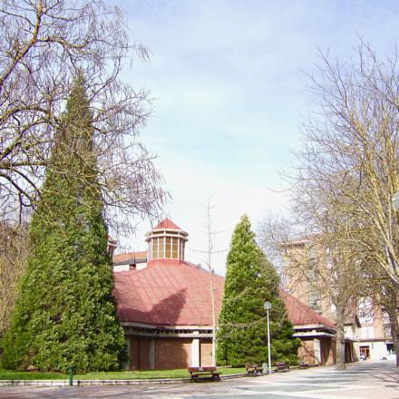 Iglesia de San Mart, Fujifilm FinePix E900