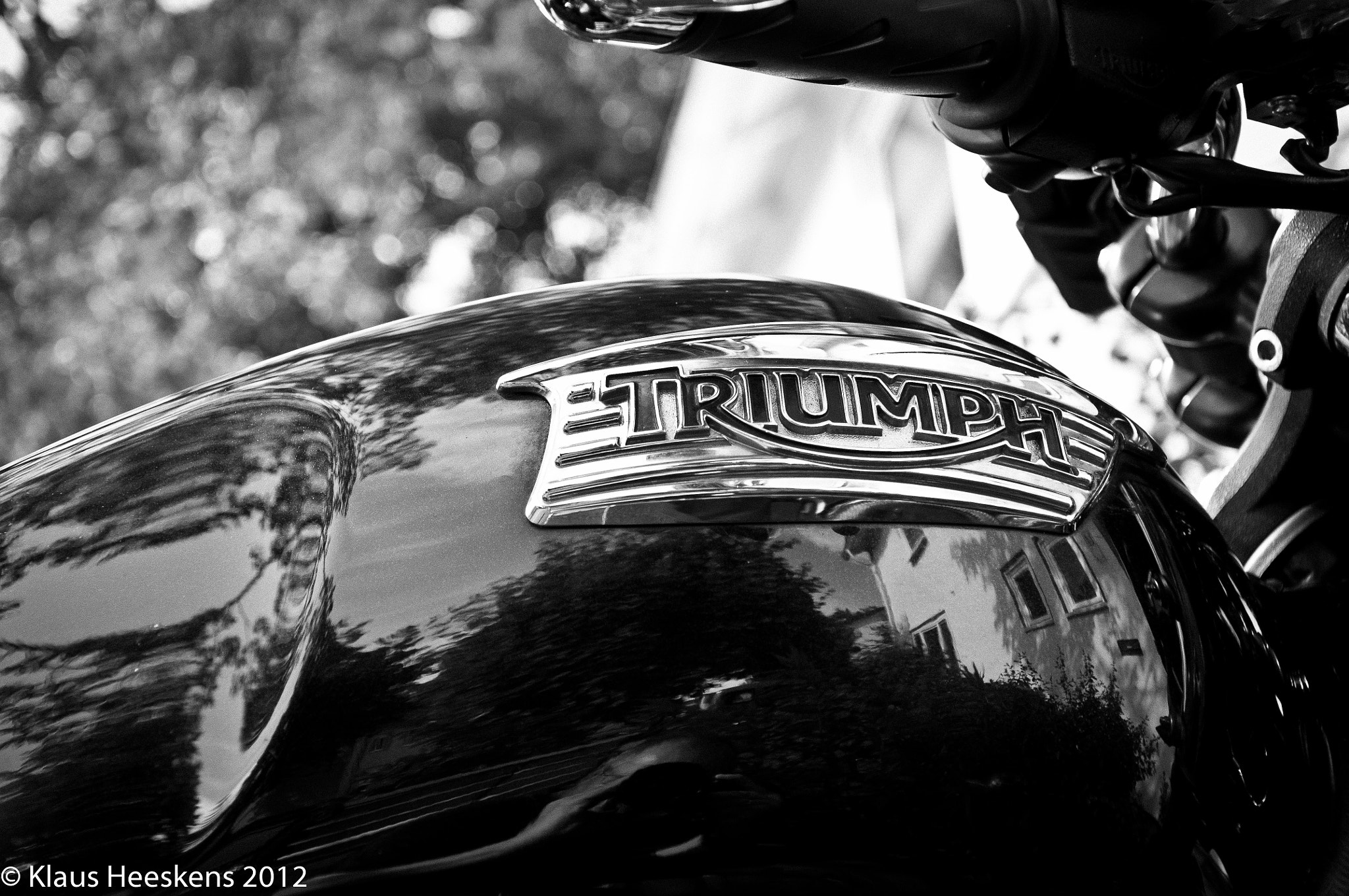 Photograph Triumph 7 by Klaus Heeskens on 500px
