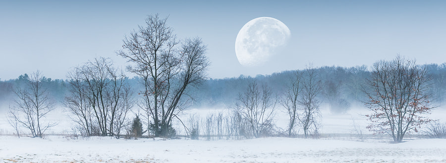 Supermoon #2 by Kibwe Jonay on 500px.com