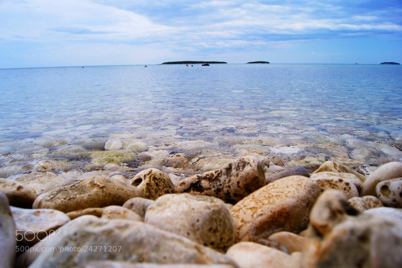 Photograph Rovinj Beach by Finn Meier on 500px