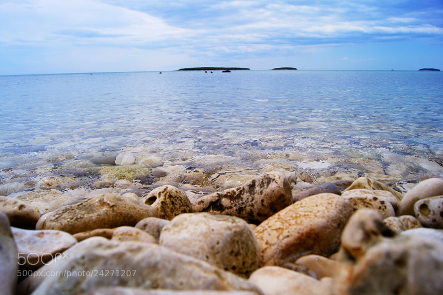 Photograph Rovinj Beach by Finn Meier on 500px