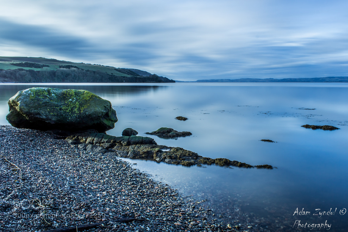Photograph River Tay by Adam Z on 500px
