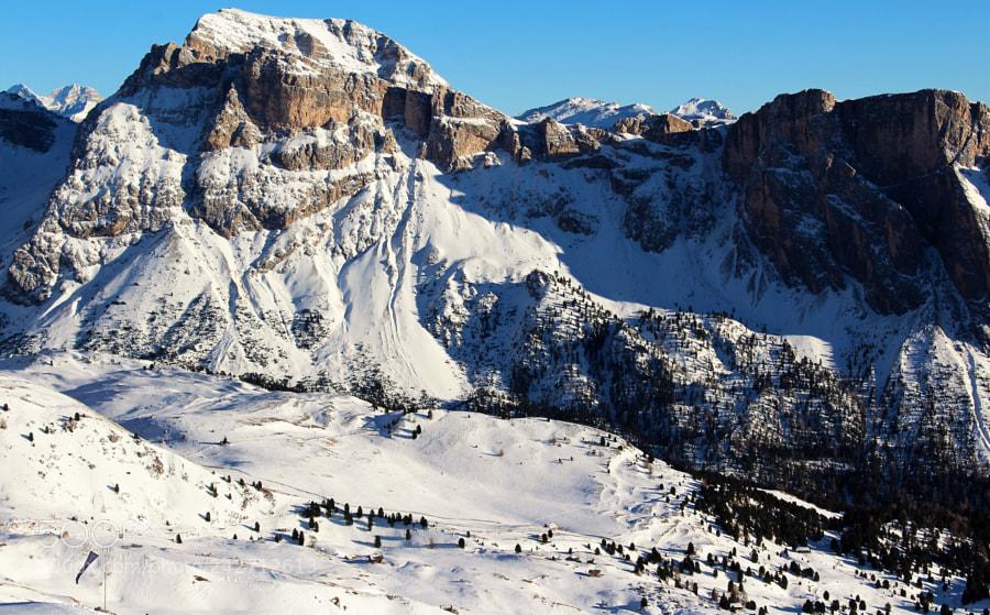 The legendary Dolomites - December 2017
