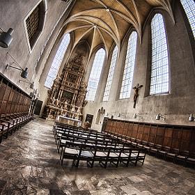 Cuburg Church: st. moritz