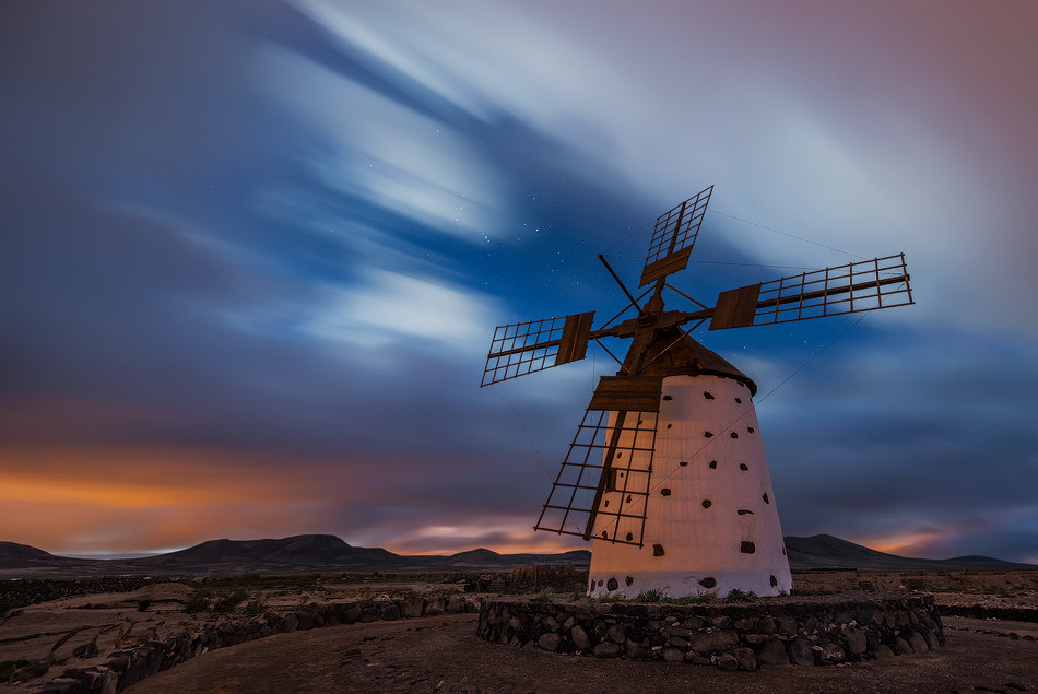 Photograph Old Mill by Carlos Solinis Camalich on 500px