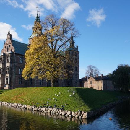 Rosenborg Castle, Sony NEX-6, Sigma 19mm F2.8 [EX] DN