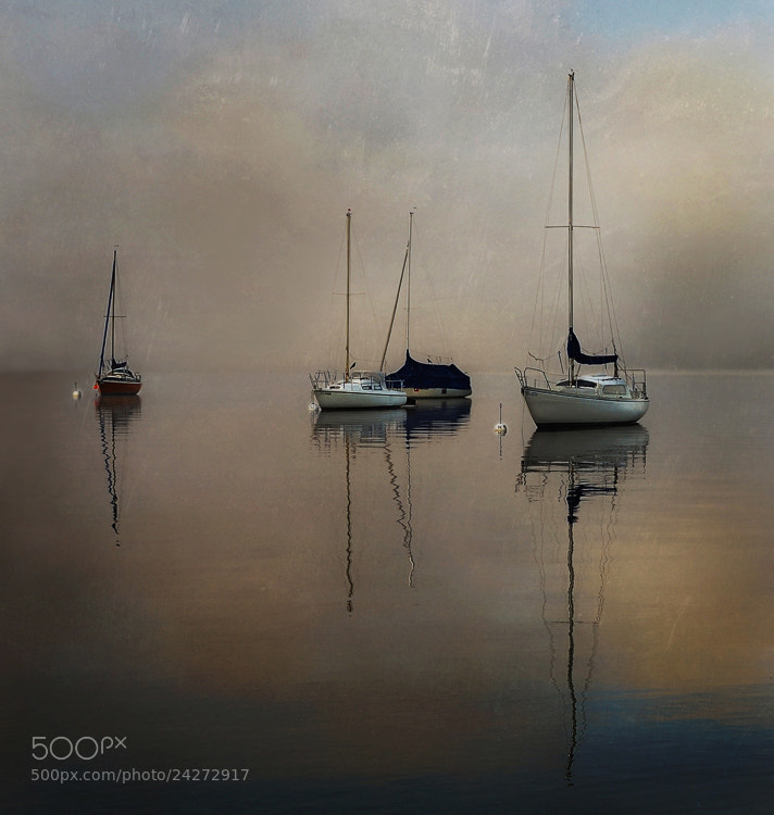Photograph Ammersee by Daniela Gulda on 500px