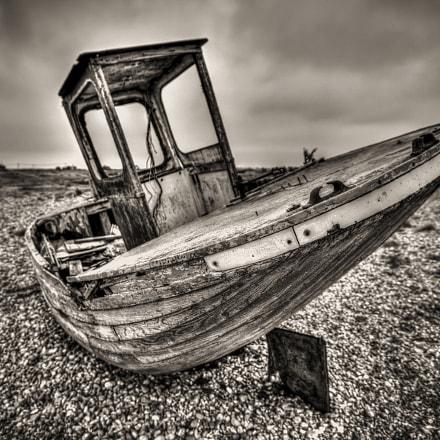 oldie boat