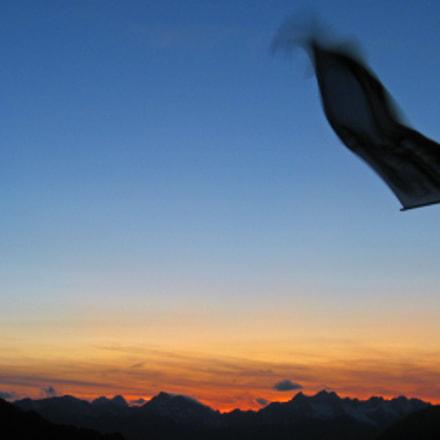 Evening at the Siegerlandh, Canon DIGITAL IXUS 90 IS