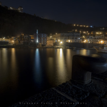Port by Night